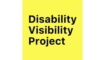 Image of Disability Visibility Project logo