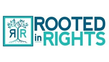 Image of Rooted In Rights logo